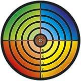 Holzspielerei 73530-2 - Zielscheibe, bunt