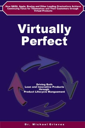 Virtually Perfect: Driving Innovative and Lean Products through Product Lifecycle Management