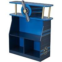 KidKraft Airplane Bookcase