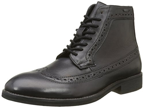 Pepe Jeans Hackney Wing Tip - Zapatos Hombre Negro