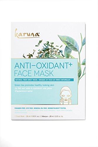 Mask Single (Karuna Single Anti-Oxidant + Face Mask, 0.95 fl. oz.)