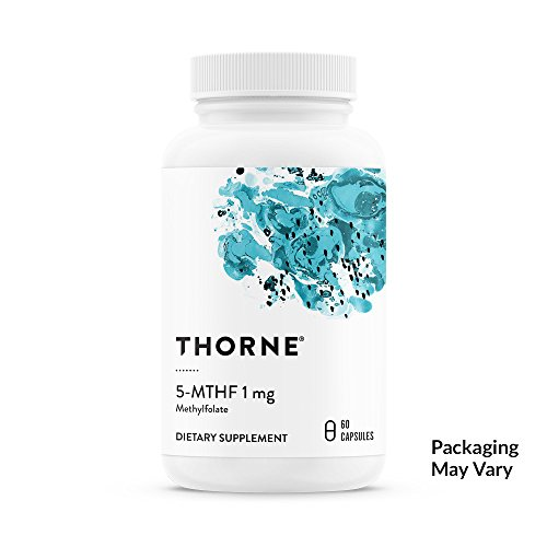 7. Thorne Research – 5-MTHF