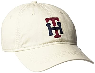 Tommy Hilfiger Men's Water Dad Baseball Cap from Tommy Hilfiger Headwear Child Code