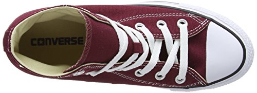Core Hi mixte Maroon Converse adulte Ctas mode Baskets 5HWpqw