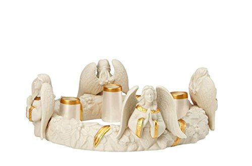 Lenox First Blessing Nativity Advent Wreath by Lenox