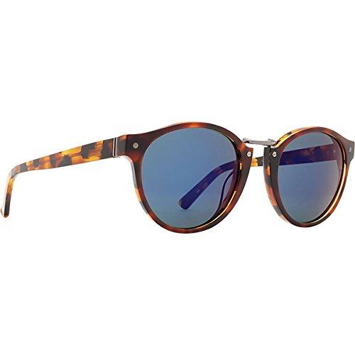 VonZipper Womens Stax Sunglasses, Havana Tort/Vintage Grey Lens One - Sunglasses C&g