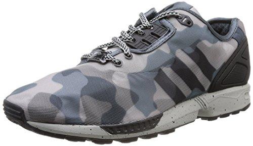 adidas Zx Flux Deco - Zapatillas Hombre Gris / Negro