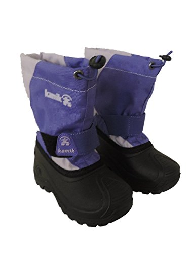 Kamik Snowbound Lavender Snow Boots