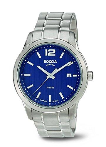 Boccia 3581-02 Titanium Mens Watch