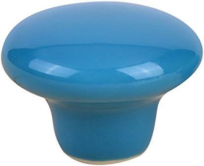 Schubladen,Schrank Schublade Kleiderschrank Schrank Ziehen China Stil Griff 10 St/ücke Blau Keramik Knauf f/ür Schrank,T/ürgriffe