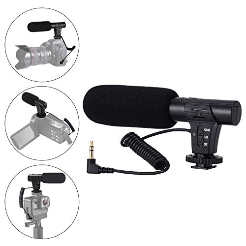 Camera Microphone Video Microphone