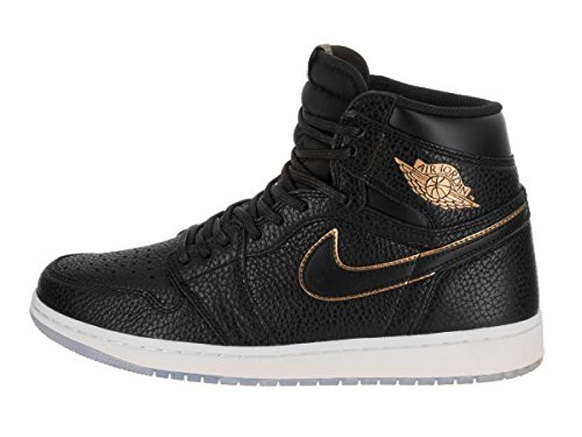0260813f5833 ... where to buy retro gold shoes 1 9 555088 nike high og metallic air  jordan black