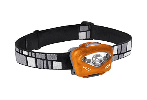 - Princeton Tec Vizz Headlamp (Orange)