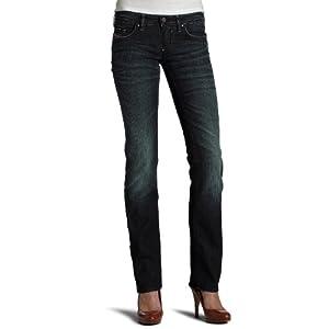 Diesel Women's Straight Leg Jean
