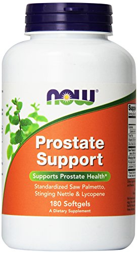NOW Prostate Support 180 Softgels product image
