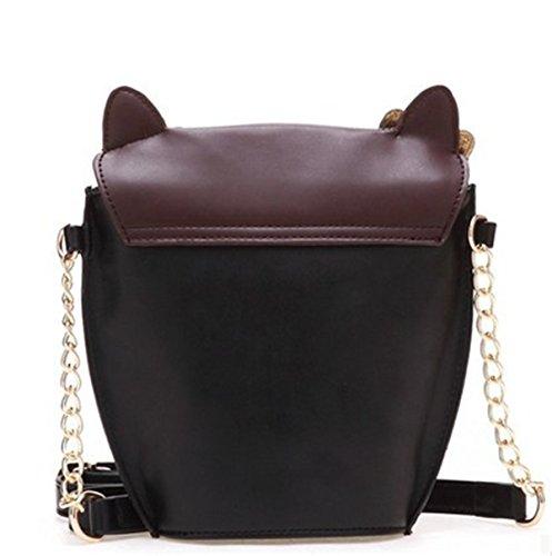 mode sauvage sac nouvelles LUXIAO été hibou bandoulière messager dames à sac de 6qpxwAH