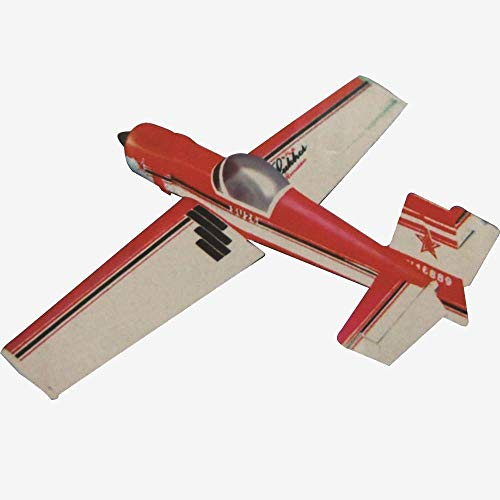 VMAR Sukhoi SU-26 (ARF) Plane Kit - ARF Scale Sukhoi SU-26, Single servos, Brushless Outrunner 100-150 Watts, 2-3 Cells 800-1400mAh, Propeller to Match Selected Motor