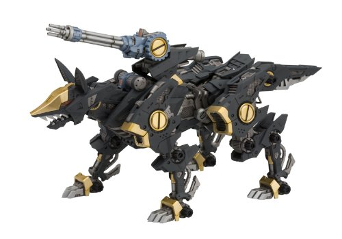 (ZOIDS - RZ-046 Shadow Fox (Plastic model) by Kotobukiya)