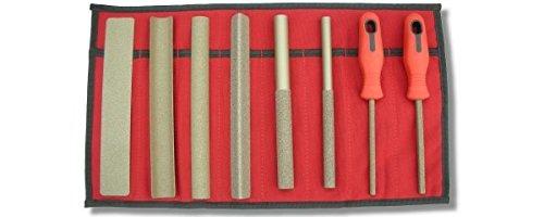 Perma-Grit Coarse Tools 8pc Set