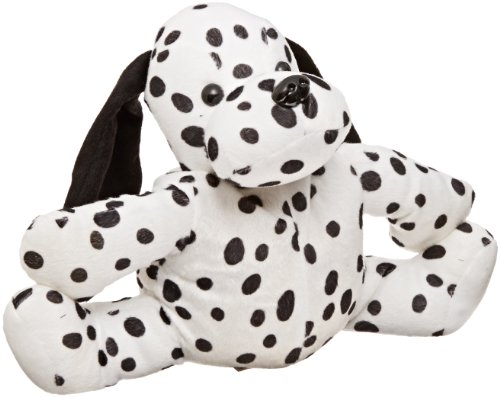 Abilitations Teacher's Pet Weighted Lap Dog, Dot, 3-1/2 Pounds