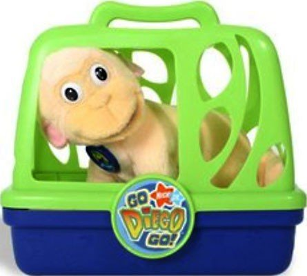 Fisher-Price Diego's Animal Rescue: Baby Monkey