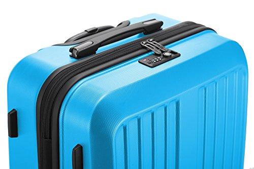 Maletín con tsa 3Set xberg Mate (S M L) de Principal Ciudad maletín en 5colores diferentes con tsa + Incluye pequeño bolso de Cultura