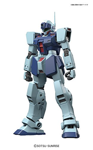 Bandai Hobby MG 1/100 GM Sniper II Gundam 0080 Action Figure by Bandai Hobby (Image #2)