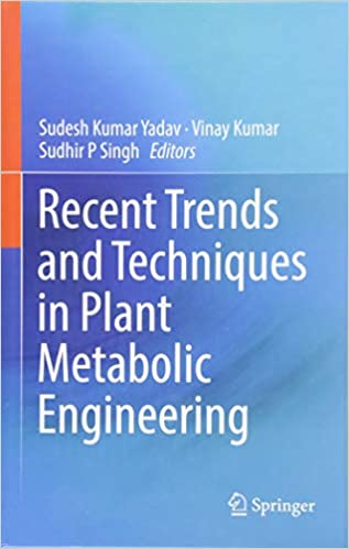Descargar Torrent En Español Recent Trends And Techniques In Plant Metabolic Engineering Mobi A PDF