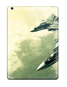 New Style ZippyDoritEduard Air Squadron Premium Tpu Cover Case For Ipad Air