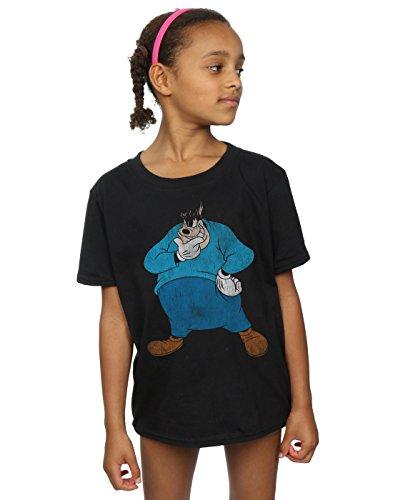 Disney Girls Mickey Mouse Classic Pete T-Shirt 5-6 Years - Mickey Mouse Shirt Pete