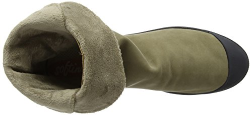 Brown Softinos Slouch Kaz469sof Women's 004 Boots Smoke xr0Irwqg