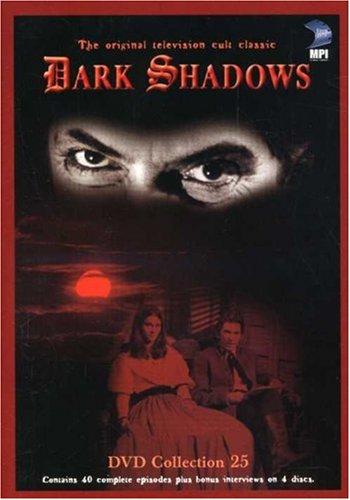 Dark Shadows DVD Collection 25