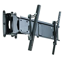 stc space saver universal articulating 37 to 52 inch flat panel tv mount home audio. Black Bedroom Furniture Sets. Home Design Ideas