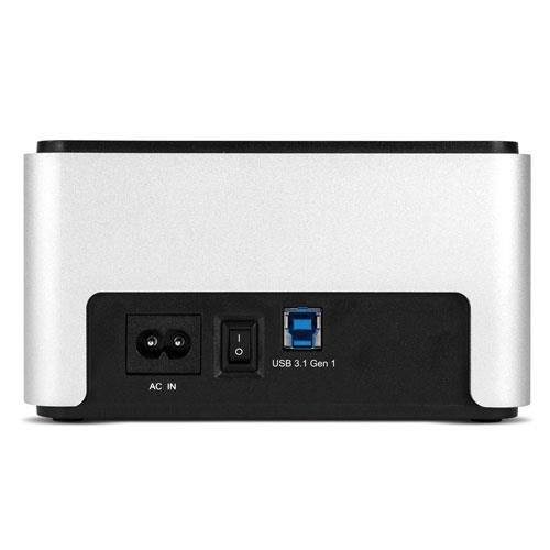 OWC / Other World Computing Drive Dock USB 3.1 Dual Drive Bay Solution for 2.5'' and 3.5'' SATA Drives