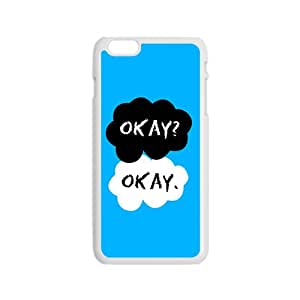 Cartoon warm dialogue Cell Phone Case for Iphone 6