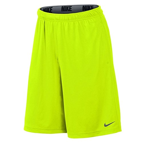 bf5d70a69003 Nike Dri-Fit Men s Fly Short 2.0 Running Athletic 519501 Yellow Size S -  Buy Online in Oman.