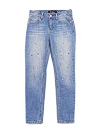 Guess Factory Patricia Studded Skinny Jeans (7-16)