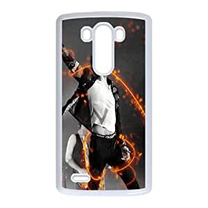 Coldplay LG G3 Cell Phone Case White G6827781