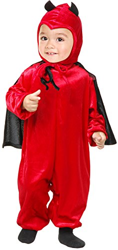 Devil Toddler Costume Darling (Red Little Cute Darling Devil Costume Toddler Large Child X-Small)