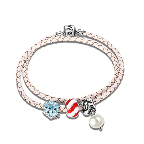 C.H Angle Snow White Leather Bracelet (Evil Queen From Snow White Costume)