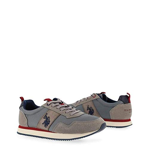 Sneakers s Assn Nobil4215s8 Gris Homme Polo hn2 U XFpwxX
