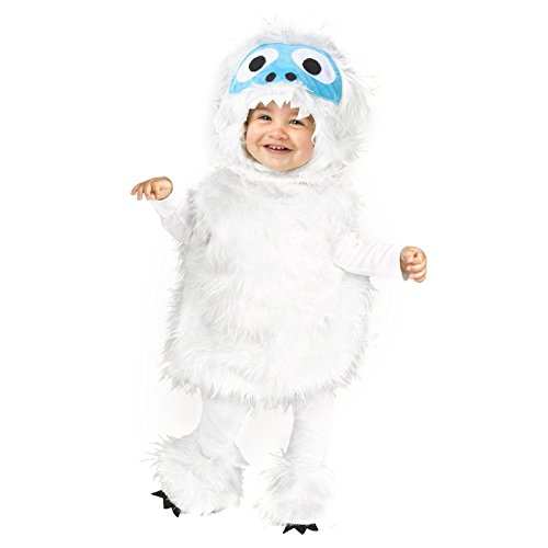 Snow Beastie Infant Costume (Snow Monster Costume)