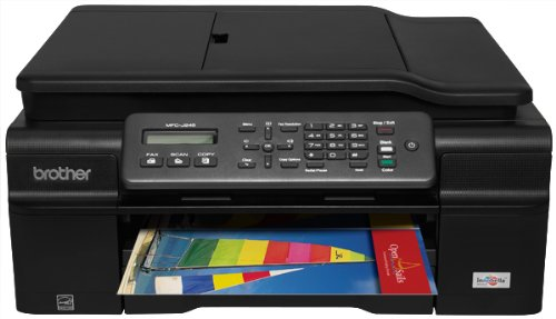 Brother Printer MFCJ245 All-In-One Inkjet Printer