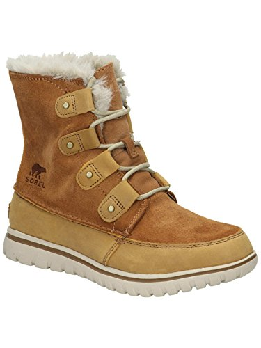 SOREL Women's Cozy Joan Waterproof Winter Boots (8.5, Elk) by SOREL