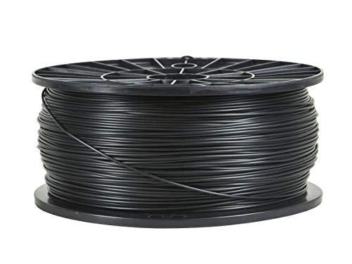 Monoprice 110551 Premium 3D Printer Filament PLA 1.75MM 1kg/Spool - Black