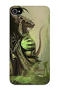 Podiumjiwrp Design High Quality Skaven - Warhammer Cover Case With Ellent Style For Iphone 4/4s(nice Gift For Christmas)