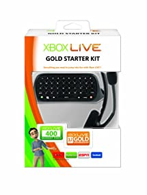 Xbox LIVE 12 Month Gold Starter Kit
