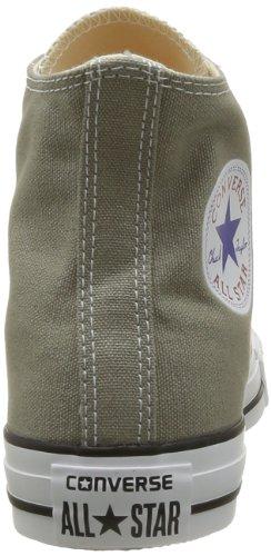 Converse Chuck Taylor All Star Season Hi 015850-610-163 - Zapatillas de lona para unisex-adultos Grey