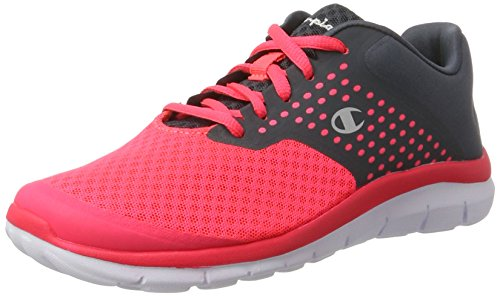 Women's Nny Grau Lady Champion Pink Running Competition Multicolor Shoes Melange Alpha Lib pCpgwdYqRx