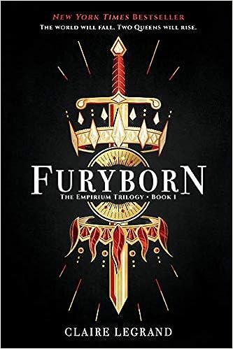 Furyborn (The Empirium Trilogy, 1)